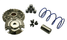 Polini Variator Kit for YAMAHA Zuma 125cc 9g Weights and a Clutch Torque Spring
