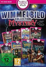 WIMMELBILD COLLECTION MYSTERY  SPIELESAMMLUNG  PC DVD-ROM&