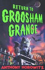 Return to Groosham Grange by Anthony Horowitz (Paperback, 2003)