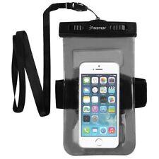 Étuis, housses et coques brassards noirs universel pour téléphone mobile et assistant personnel (PDA)