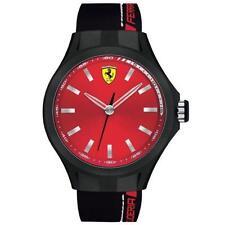 Ferrari Men's Stainless Steel Case Quartz (Battery) Watches