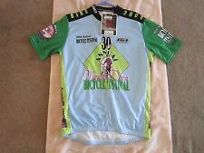 NEW LOUIS GARNEAU  2004 Mount Dora Bicycle Festival  CYCLING Jersey size XL