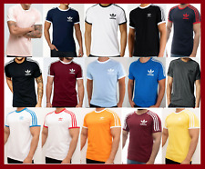 Adidas Originals para Hombre California Essentials Camisetas Cuello Redondo Espuma/bordada