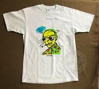 Vintage 90's Doonesbury Uncle Duke Hunter S. Thompson Trust Me T-shirt Reprint