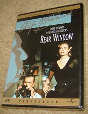 Rear Window Collector'S Edition Widescreen, Region 1, Dvd, New,Sealed,A Classic!