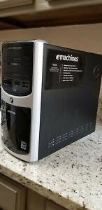 EMACHINES T5234 TOWER PC AMD ATHLON 2.1GHz 2GB ATI RADEON X1650 & WIRELESS CARD