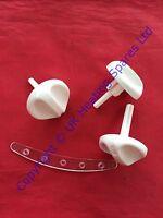 Ferroli Combi F24B & F30B Boiler Control Knob Set Of 3 39817570 817570