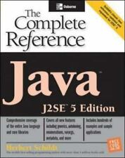 Osborne Complete Reference: Java : The Complete Reference, J2SE by Herbert Schil