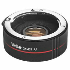 Vivitar Fixed/Prime SLR Camera Lenses for Canon