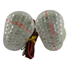 2x Turn Signal LED Light for Kawasaki ZX6R ZX7R ZX9R 10R ZX12R ZZR600 Motorcycle