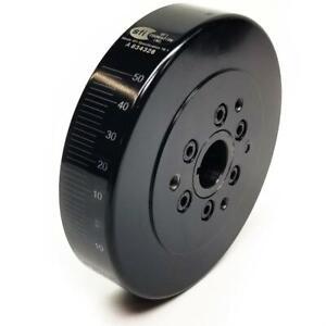 """PRW 2528300 SB Chevy V8 Fluid SFI Harmonic Balancer Damper  Int Bal 7.25"""""""