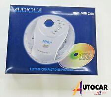 Lettore Compact DISC portatile Audiola Cod. DMB 0260