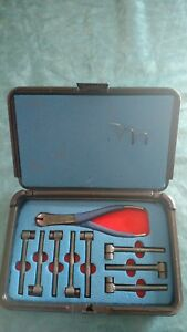 HI-LOK INSTALL/REMOVEL TOOL DELX. ROLLER CLUTCH WRENCH KIT