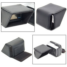 """3"""" LCD Display Screen Hood for Video Camcorder Canon Nikon Sony"""