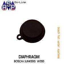 BLACK DIAPHRAGM BOSCH/JUNKERS W250 TO SUIT W250/W325/W400K SERIES