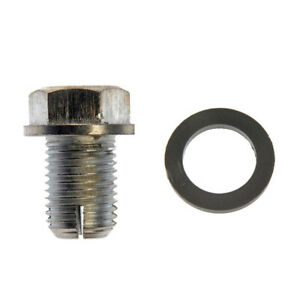🔥Dorman 65217 Oversize M14-1.50 Oil Drain Plug with Gasket For Acura & Honda🔥