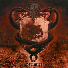 Destroyer 666 - Defiance LP - Black Vinyl - Black Metal - New copy with Poster