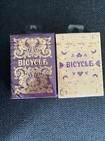 Bicycle Playing Cards Set of 2 Decks JUBILEE & MAJESTY Brand New Sealed Unopened