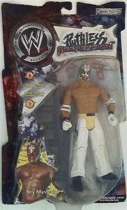 JAKKS Pacific RUTHLESS AGGRESSION WWF Rey Mysterio