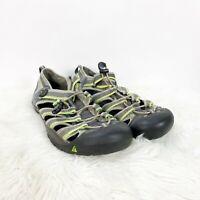 Keen 9 Womens Green Strap Hiking Walking Sandals