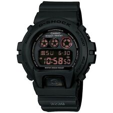 CASIO G-SHOCK MENS WATCH DW-6900MS-1 FREE EXPRESS BLACK DW-6900MS-1DR DIGITAL