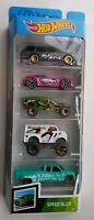 Hot wheels '71 DATSUN BLUEBIRD 510 WAGON Speed Blur 5pk chevy monster dairy