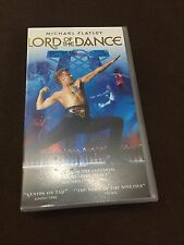 3 VHS Tapes -Lord Of The Dance,Riverdance Show,Fleet Of The Flames