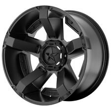 "XD811 Rockstar 2 20x12 6x135/6x5.5"" -44mm Matte Black Wheel Rim 20"" Inch"
