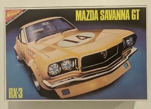 Nichimo Mazda Savanna RX-3 GT 1/24 Scale RARE