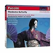 Madama Butterfly - Puccini [2 CD]
