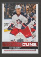 (72457) 2012-13 UPPER DECK YOUNG GUNS CODY GOLOUBEF #215 RC