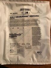 KCI V.A.C. Granufoam Dressing Medium Ref# M8275052/5  Lot Of 4
