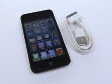 Apple iPod Touch 16GB 4th Gen Generation Black MP3 Player WARRANTY