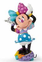 Romero Britto Disney Minnie Mouse Standing Pop Art Miniature Figurine 4049373