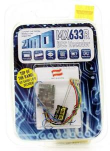ZIMO MX633R DCC DECODER (HH1)