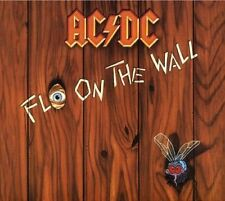 AC/DC FLY ON THE WALL REMASTERED CD HEAVY ROCK 2003 NEW