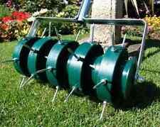 Remi Tools ROLLING LAWN AERATOR FOR LAWNS GRASS AERATOR Same Like Greenkey
