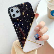 Case for iPhone 11/PRO/PRO MAX XR XS MAX 8 7 Plus SE ShockProof Marble Cover