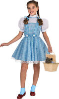Child Dorothy Costume 75TH Anniversery Wizard Of Oz  886494 Small