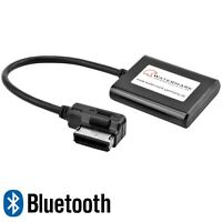 Bluetooth Musik Adapter streamen Audi A3 A4 A6 Q3 Q5 2009-2011 Lenkrad Bedienung