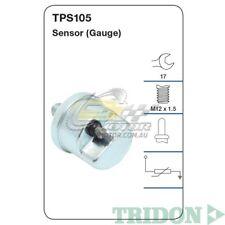 TRIDON OIL PRESSURE FOR Mercedes 200Series 01/92-01/95 2.8L(M104.942) DOHC 24V