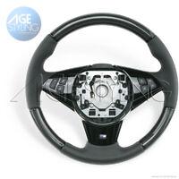 BMW 5-ser E60 E61 E63 E64 M Sport Genuine Carbon Fiber & Leather Steering Wheel