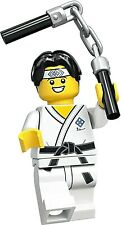 Lego Minifigures Series 20 (71027) - #10 Martial Arts Boy BRAND NEW