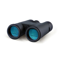 Jeddah JY5-8x42 Binocular with Premium Bak-4 Prisms & Carry Case (Black)