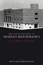 Architecture of Modern Mathematics: Essays in History and Philosophy, , Good Boo