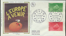 France  Europa First Day Cover Cacheted Unaddressed  LOT A154