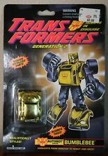 TRANSFORMERS GENERATION 2 G2 BUMBLEBEE AUTOBOT MOC NEW SEALED