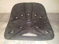 BackJoy Core Plus Lumbar Back Support Seat Cushion Black core plus memory foam
