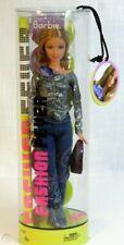 Fashion Fever Barbie 2004 Designer Denim Jeans Purse H0867-0900HL