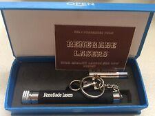 Renegade Laser Green Key Chain Laser Pointer